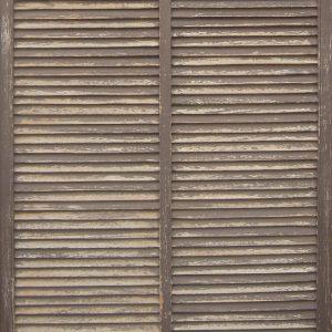 木製雨戸,塗装剥げ