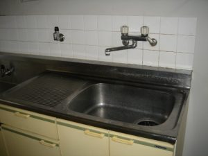 キッチン汚れ