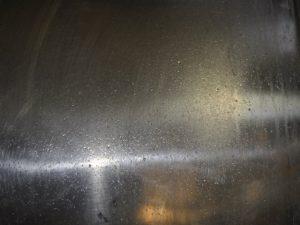 キッチン壁の油汚れ