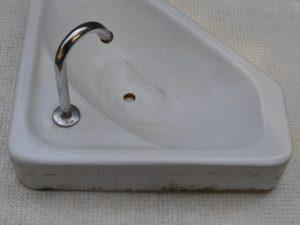 トイレタンク手洗い器のカビ