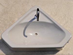 トイレタンク手洗い器洗浄