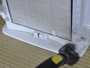 空気清浄機,フィルター掃除