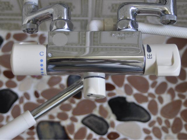 シャワー水栓水垢落し